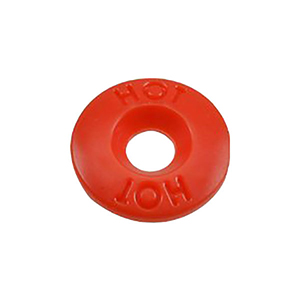 Fisher - 2000-8000 - BUTTON INDEX HOT-RED