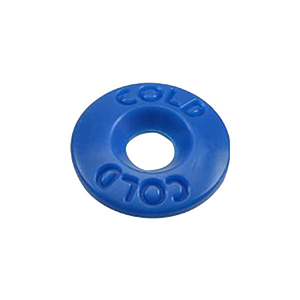 Fisher - 2000-8001 - BUTTON INDEX COLD-BLUE