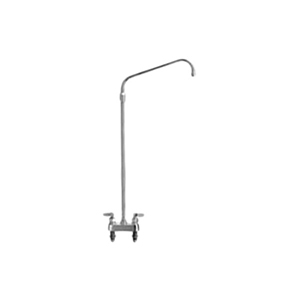 Fisher - 2151 - 4-inch Deck Mounted Faucet - 16-inch Swivel Spout 21R
