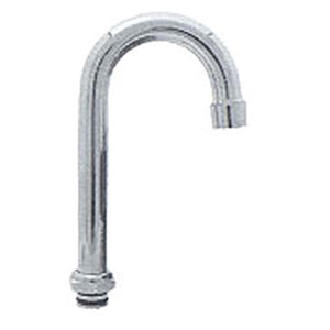 Fisher - 28223 - ECONO SPOUT - 6-inch Swivel Gooseneck Spout
