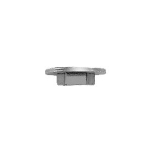 Fisher - 3042-3004 - NUT HEX 3/8