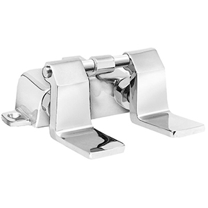 Fisher - 47988 - Stainless Steel Dual Foot Pedal Valve