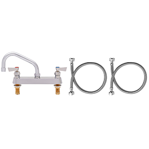 Fisher - 87637 FAUCET 8D 12SS